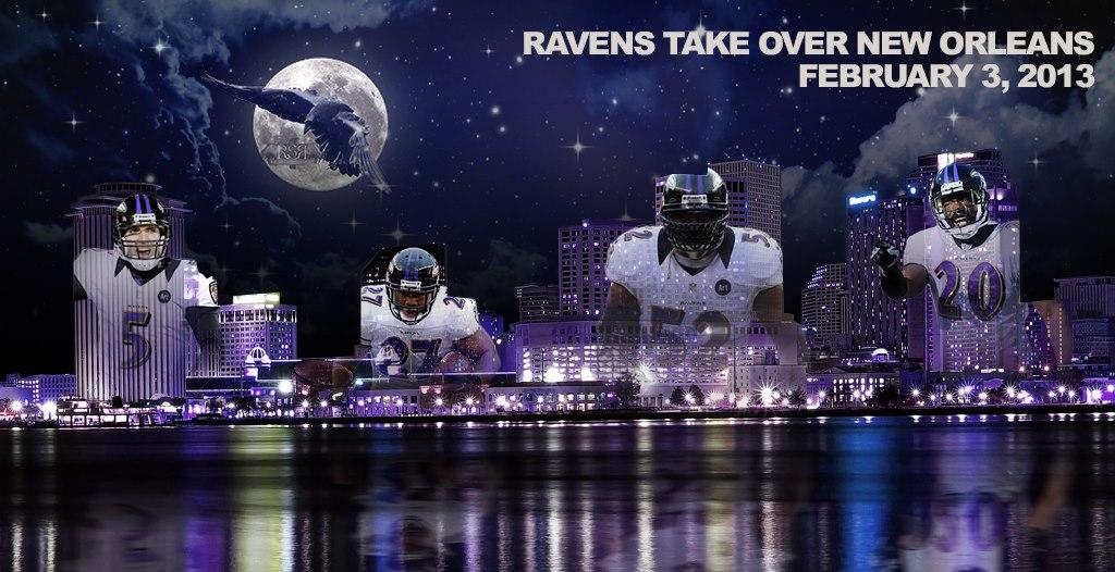 Ravens New Orleans